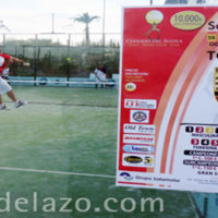 Javier Salinas y Enrique Valenzuela repiten en Cerrado del Águila y se llevan el Torneo Porsche de pádel a Granada