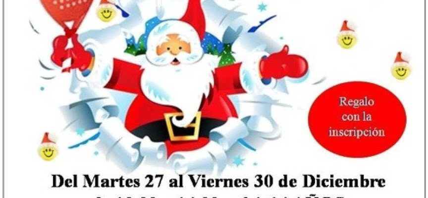 Padel Navideño para menores en Miraflores Sport Center (Málaga)