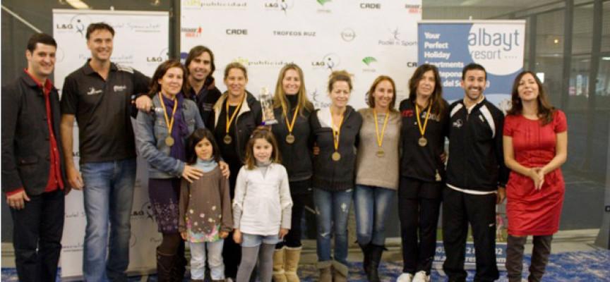 Estepona y Melilla dan a España el I Torneo Internacional de Pádel por Equipos Ciudad de Estepona