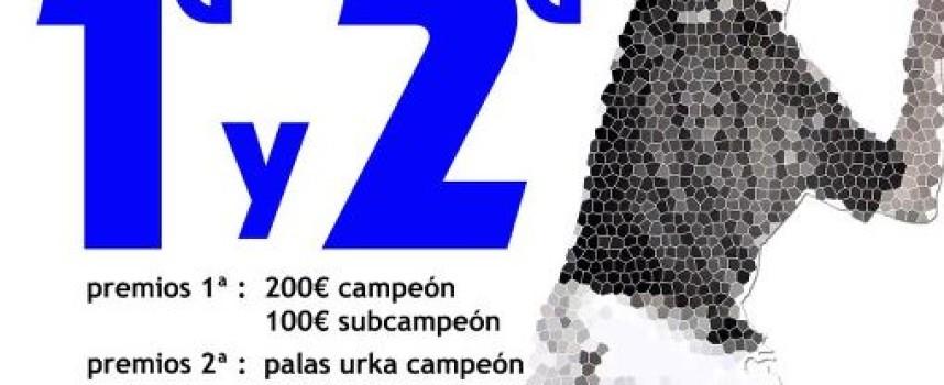 Indoor Sport Estepona ultima su primer torneo de 2012 (Málaga)