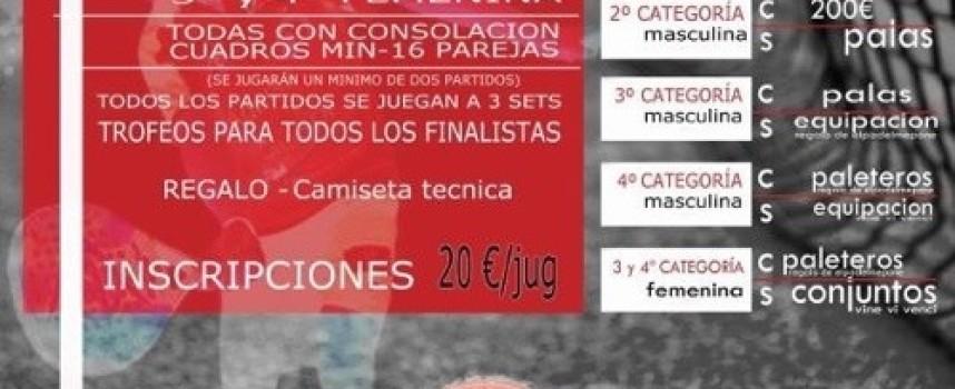 """Ocean Padel comienza el año con el pádel """"hecho a sí mismo"""" de Bricobox (Málaga)"""