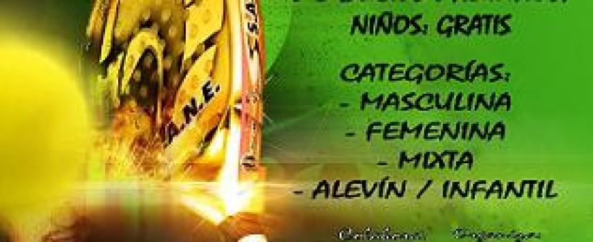 Torneo de pádel en Manilva para aliviar la cuesta de enero