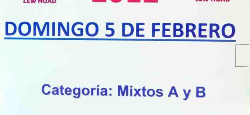 El club Lew Hoad (Mijas) prepara un Torneo Mixto de Pádel para febrero