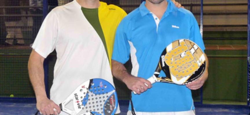 Willy Ruiz y Juanjo Gutiérrez emergen del frío para ser campeones absolutos de Málaga