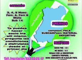 Fnspadel organiza un Torneo Express de Pádel en Lauro Golf con motivo del Día de Andalucía