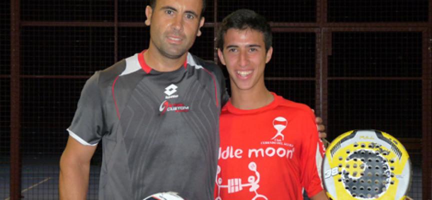 Jesús Marquet y Xiki Cepero gobiernan el viento para vencer en la final de 1ª del Torneo del Higuerón
