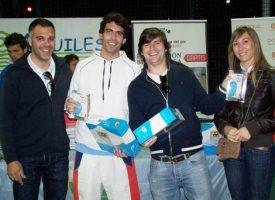 El Candado combina pádel e internet en un original torneo