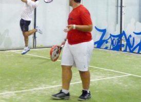 Notable nivel de competición en el Torneo de Febrero del Ocean Padel (Málaga)