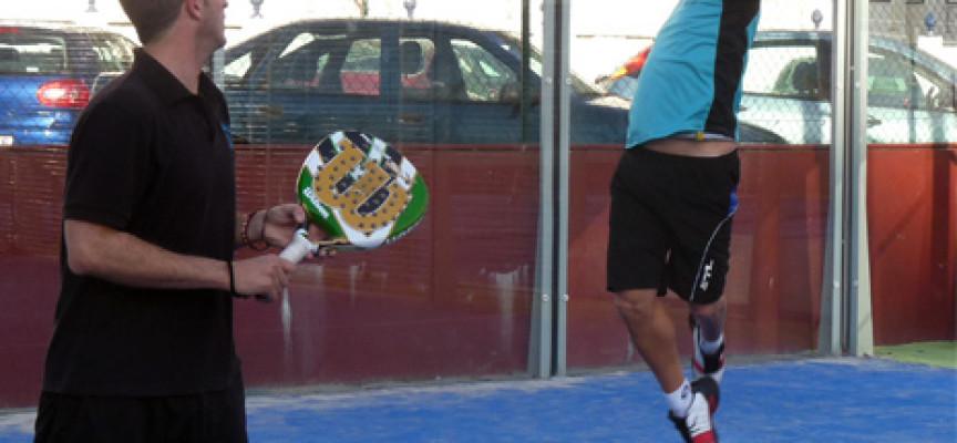 Gus y Marquet imponen su ley en el Torneo de Febrero del Club de Pádel Los Boliches (Fuengirola)