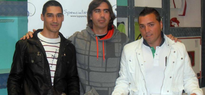 Juan Carlos Escarcena y Alexander Sánchez repiten triunfo en Estepona y ascienden a segunda