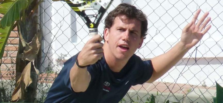 Paquito Navarro, óptimo de forma para el Mundial de pádel y el Circuito PPT