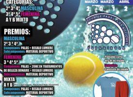 El club de Pádel Los Boliches prepara su semana de pasión con un nuevo torneo