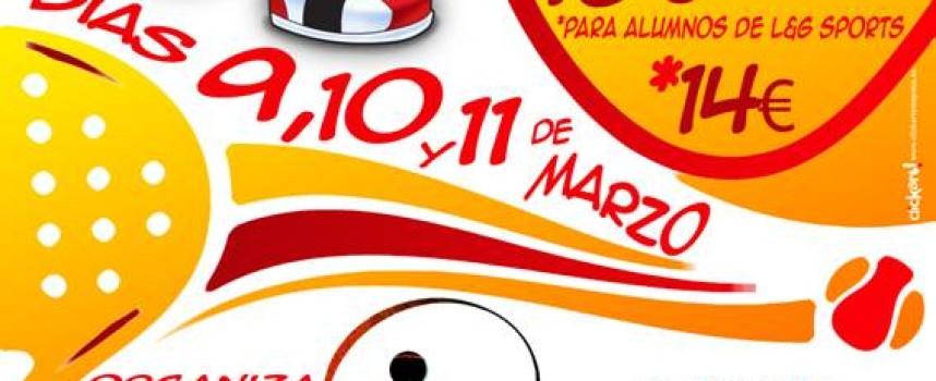 L&G Sports pone a competir en Estepona a la cantera del pádel de la Costa del Sol