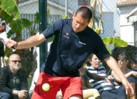 La ambición de Adrián Allemandi le impulsa hacia el Campeonato del Mundo por Parejas