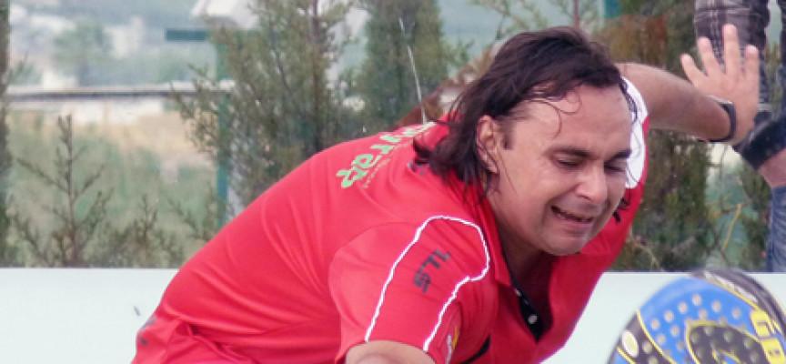 Godo Díaz señala el camino para repetir hazaña: el Máster Pádel 2012