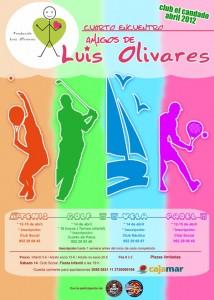 pádel Fundación Luis Olivares