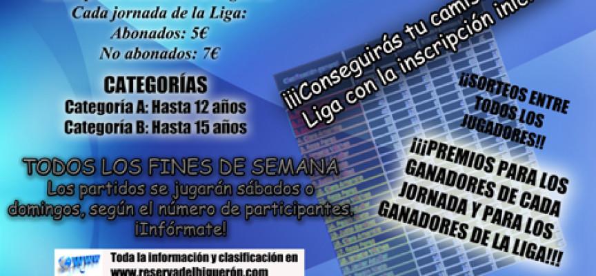 Comienza el I Circuito Infantil de Pádel Reserva del Higuerón