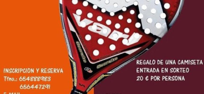 V Torneo benéfico de pádel San Patricio en el colegio Los Olivos (Málaga)