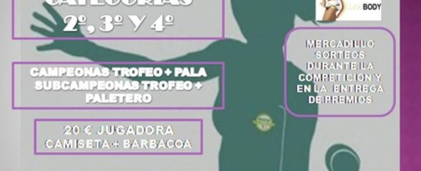 Miraflores Sport Center organiza un torneo de pádel femenino a mitad de abril