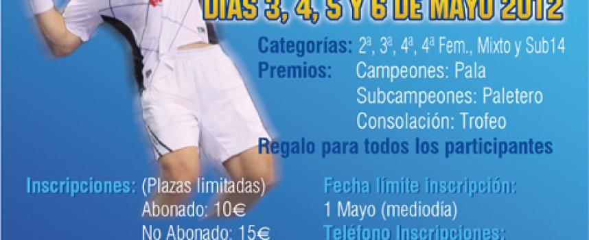 El club La Planilla (Ronda) mide el nivel de pádel de la comarca con un gran torneo