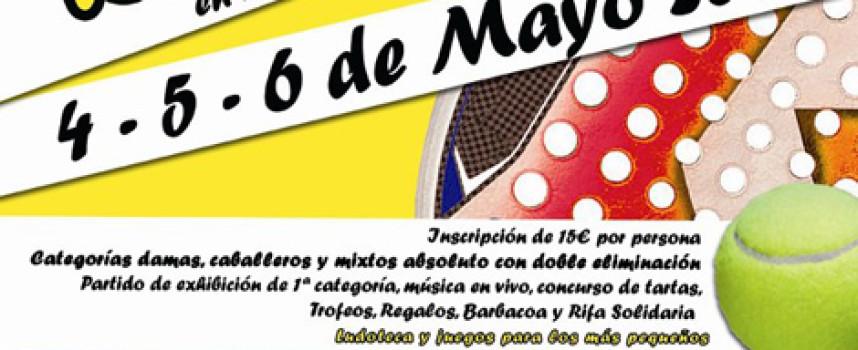La expectación cambia de fecha el Maratón de Pádel por Cudeca y lo transforma en un gran torneo