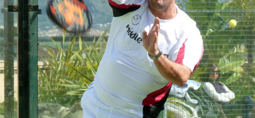 Nacho y Coco se abren paso en un mar de errores hasta la victoria en 3ª del Torneo Express de Pádel de Coín