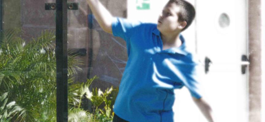 Cuadros y horarios del Campeonato Provincial de Pádel de Menores 2012
