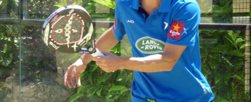 Video del Clínic de Martín Díaz y Ale Salazar en el Land Rover Padel Tour 2012 en Marbella