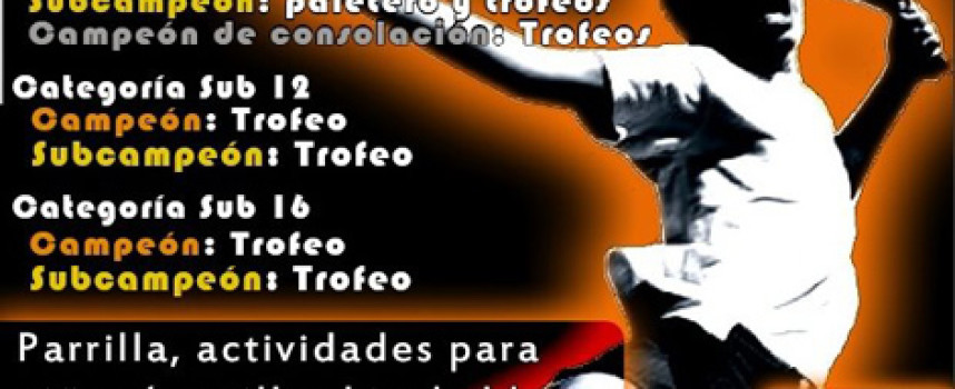 El Club de Raqueta de Benalmádena organiza su II Torneo de Pádel Merlín