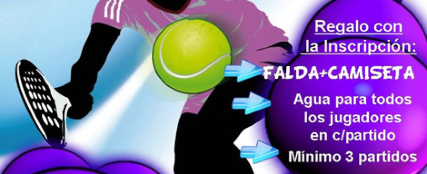 Lauro Golf da protagonismo al pádel femenino con un torneo exclusivo