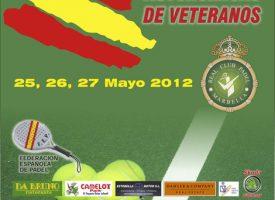 Marbella será el escenario del Campeonato de España de Pádel de Selecciones Autonómicas de Veteranos