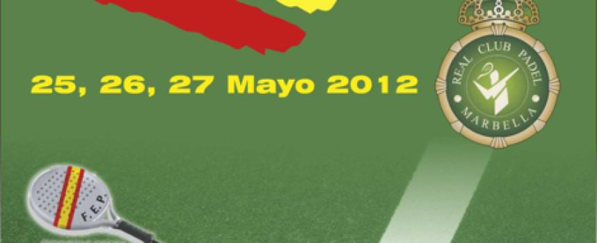 Andalucía busca repetir proeza en el Campeonato de España de Pádel de Veteranos por Selecciones