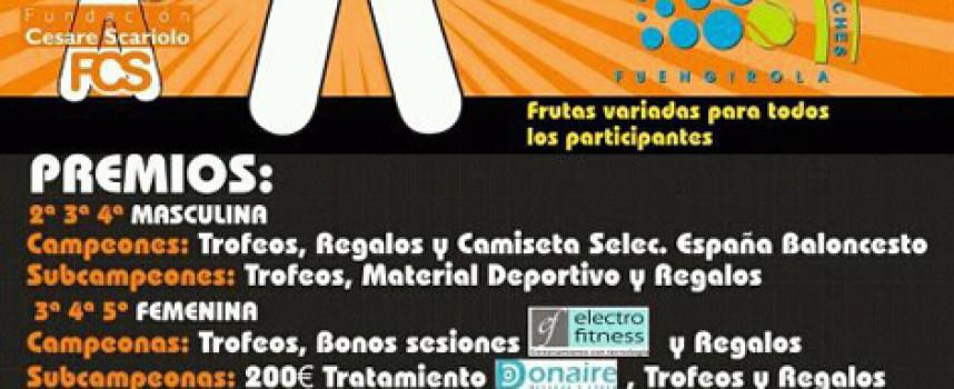 El club Los Boliches ayuda a la Fundación Cesare Scariolo con un torneo de pádel en junio