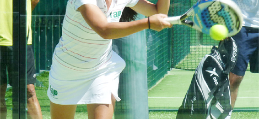 La épica de la selección femenina de Andalucía le alza a la quinta plaza en el Campeonato de España de Pádel Veterano
