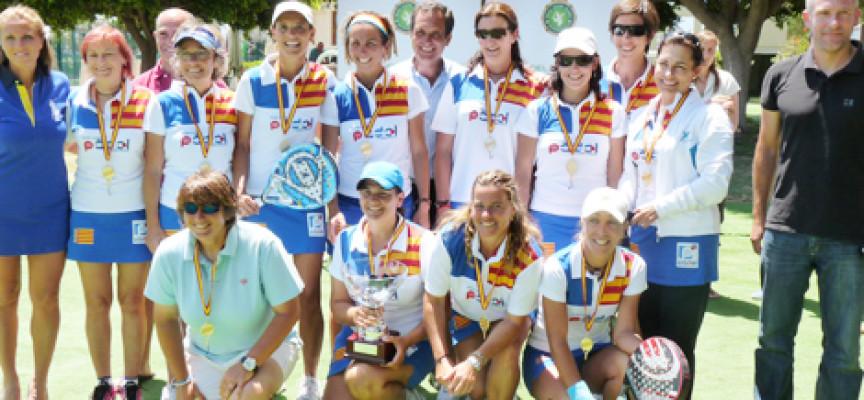 Madrid y Valencia se coronan en Marbella como las capitales del Pádel Veterano en España