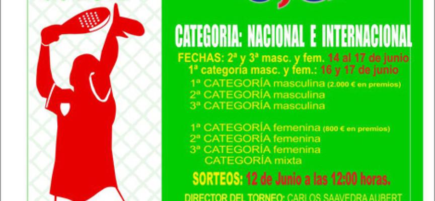 El Candado convoca al mundo del pádel a su VIII Torneo San Miguel
