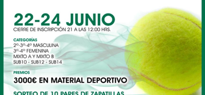 Lloyds Bank International organiza su I Open de Pádel en Marbella con más de 3000 euros en premios