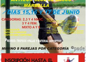 El Royal Tennis Club Marbella comienza el verano con un gran torneo de pádel