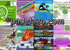 Nueve torneos hacen hervir la pasión por el pádel en la provincia de Málaga