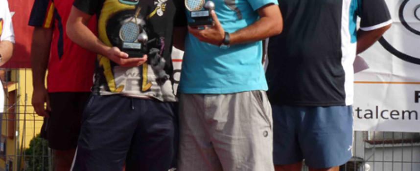 El Rescate convierte al pádel en protagonista en el V Campeonato Málaga Cofrade