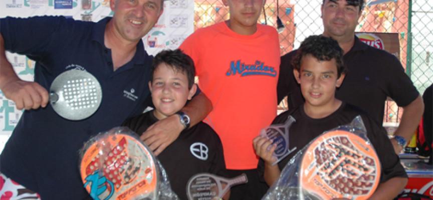 El Mirador eleva el pádel en Ojén con su primer torneo en el municipio