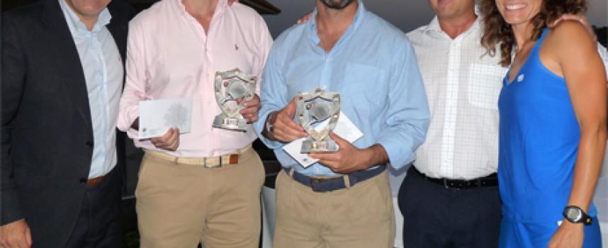Portofino y Bricobox se adjudican el I Torneo de Pádel del Club de Empresas de Unicaja Baloncesto