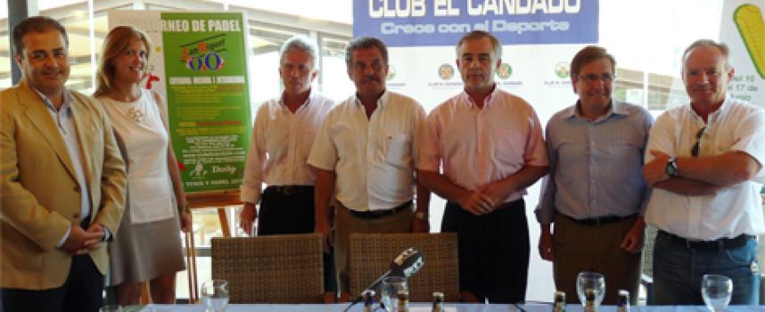 Más de 8.000 euros en premios para la Semana de Tenis y Pádel San Miguel del club El Candado
