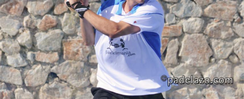 El Campeonato de España de Pádel sub-23 corona una semana grande de Álex Ruiz