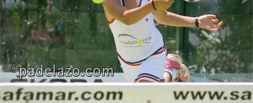 Las perlas del pádel malagueño deslumbran con vistas al Campeonato de España