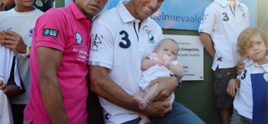 Nueva Alcántara se guarda un trocito de Bebe Auguste con un emotivo reconocimiento