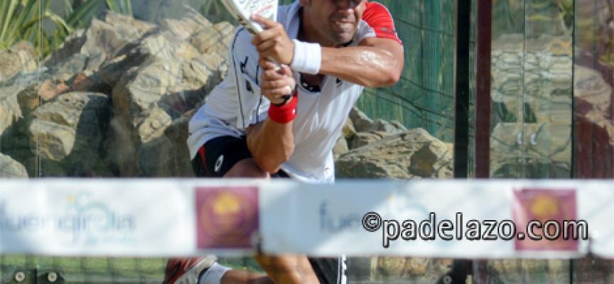 Un centenar de parejas se anticipa al PPT con el Torneo Pre Internacional en Reserva del Higuerón