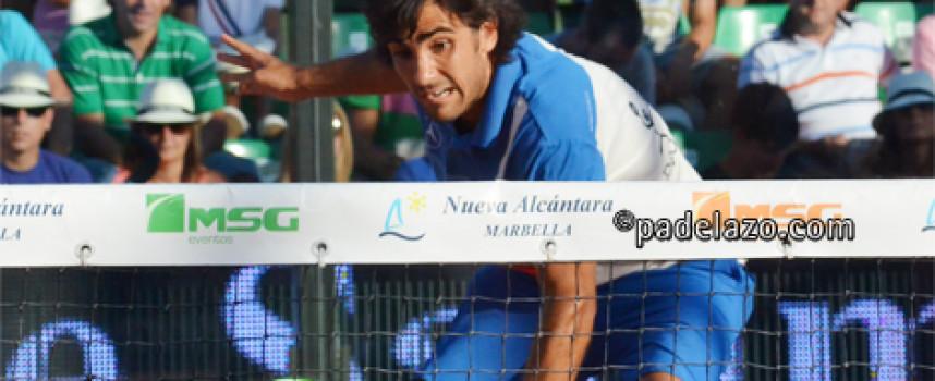 Lima y Mieres ponen Nueva Alcántara a sus pies con una victoria en el PPT de Marbella