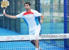 La experiencia de Willy Ruiz y Fermín Novillo les da el triunfo en el Torneo de Pádel Hacienda Clavero