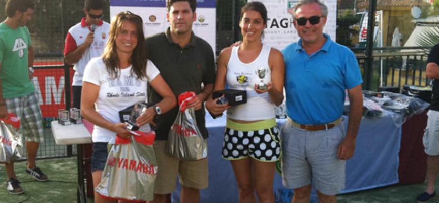 El pádel con más estilo desfila por El Candado en el Torneo Tag Heuer